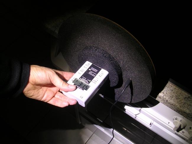 elektrosmogmessung bei nacht