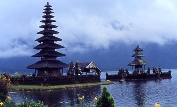 balinesische tempel