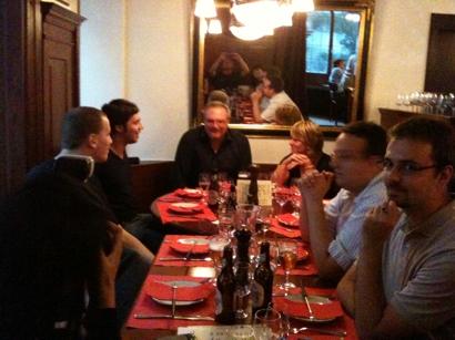 5. bloggy fondue
