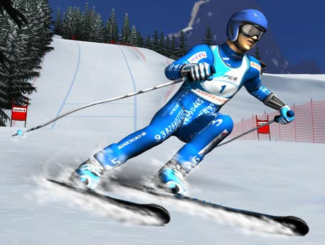ski challenege 08