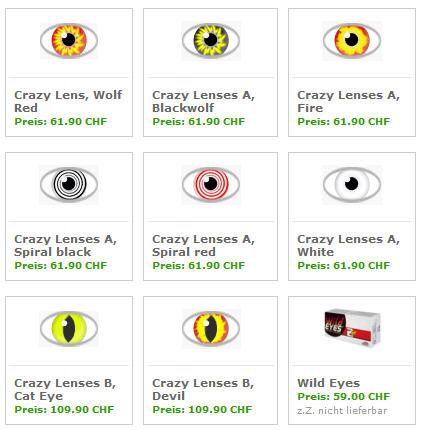 fun kontaktlinsen