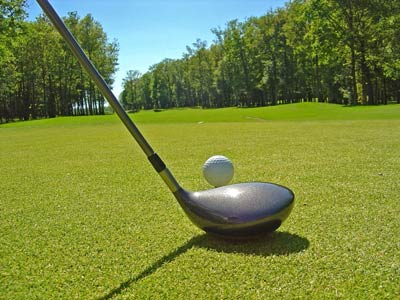 let's play golf...