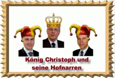 king christopher