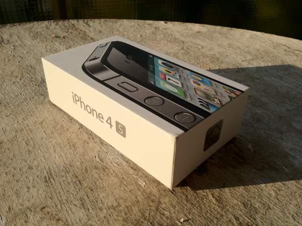 Das neue iPhone 4S