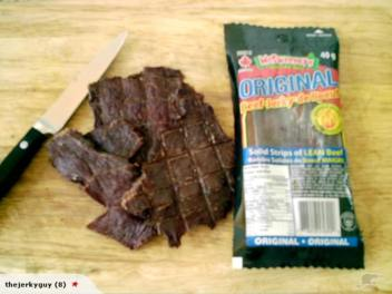 McSweeney's Beef Jerky