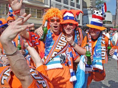 hup holland