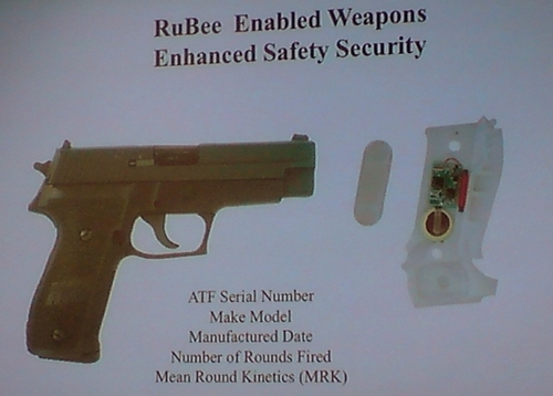 rubee weapon
