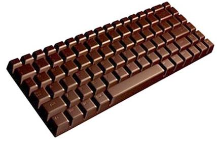 schokoladentastatur