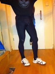 a400 men's compression long tights