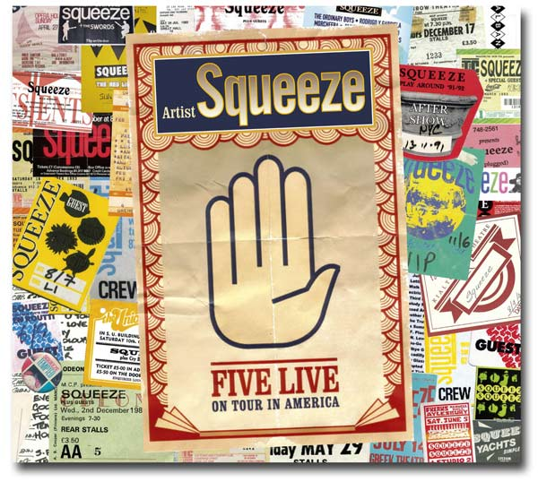 squeeze - 5 live