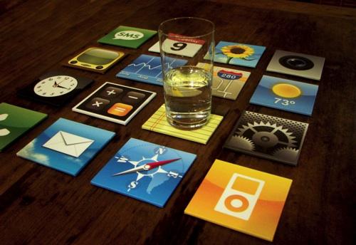 iPhone untersätze